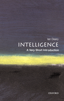 Intelligence: A Very Short Introduction$
