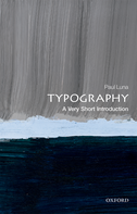 Typography: A Very Short Introduction