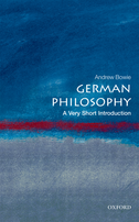 Introduction: Why German philosophy?